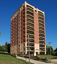 The Overlook Condominiums at Eden Park
